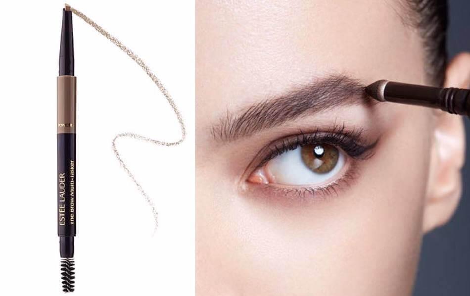 Bút kẻ mắt Estee Lauder Trang điểm mắt The Brow Multi-Tasker