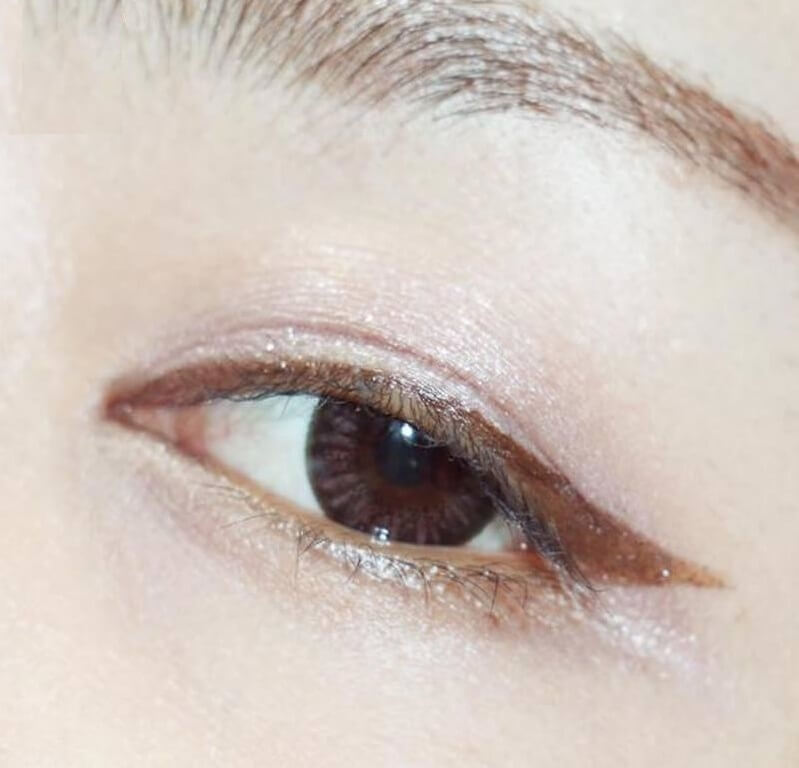 Bút kẻ mắt MISSHA Makeup MISSHA M SEPIA INK BRUSH PEN LINER