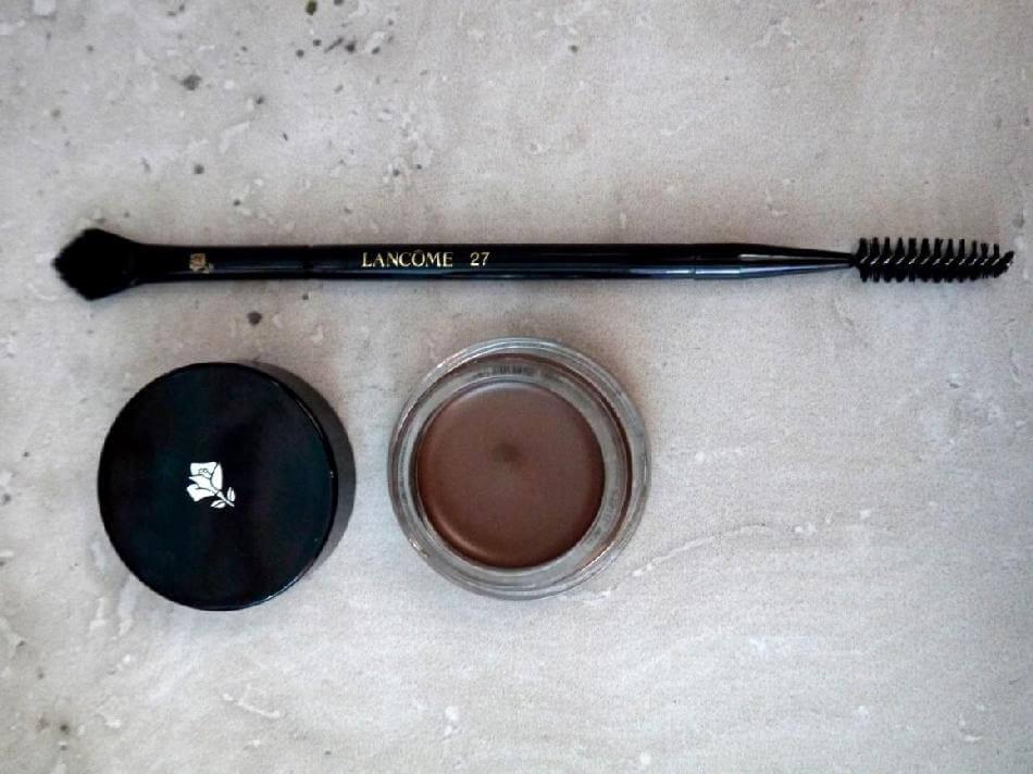 Bút kẻ mày Lancôme Sourcils Gel Dual End Eyebrow Brush – tại sao không thử?