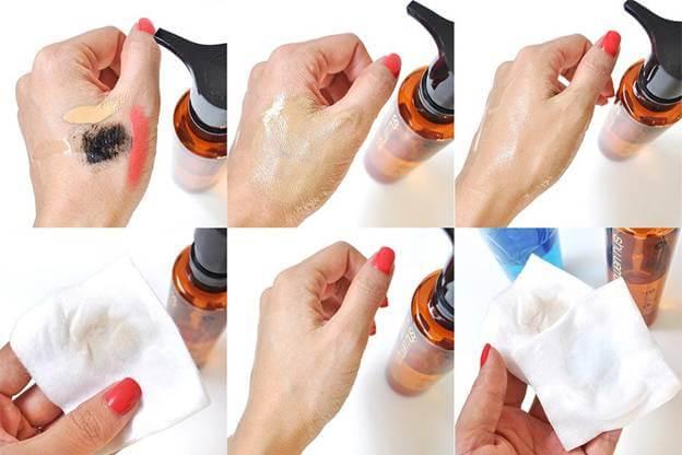 Dầu tẩy trang Shu Uemura Làm sạch ultime8 sublime beauty cleansing oil