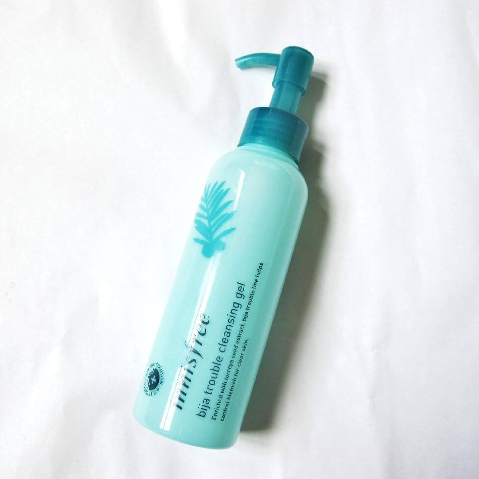 Gel tẩy trang INNISFREE Bija Trouble Cleansing Gel