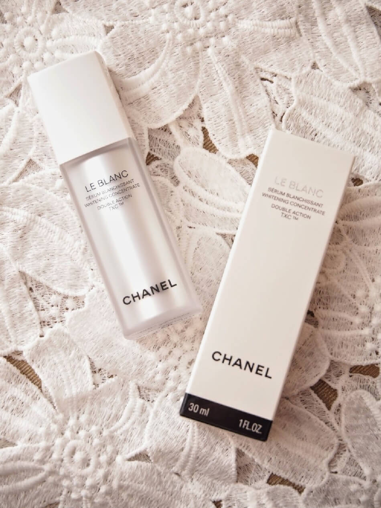 Kem dưỡng Chanel Chăm sóc da WHITENING CONCENTRATE DOUBLE ACTION TXC
