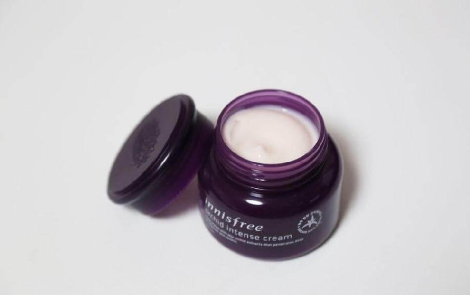 Kem dưỡng INNISFREE Dưỡng Ẩm Orchid intense cream
