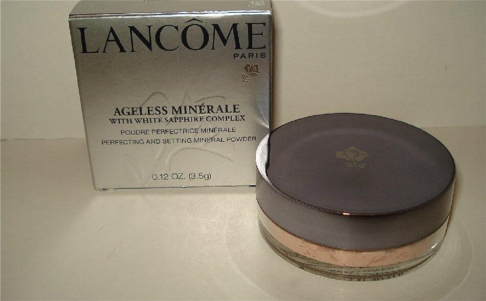 Kem nền Lancôme AGELESS MINÉRALE WITH WHITE SAPPHIRE COMPLEX FOUNDATION