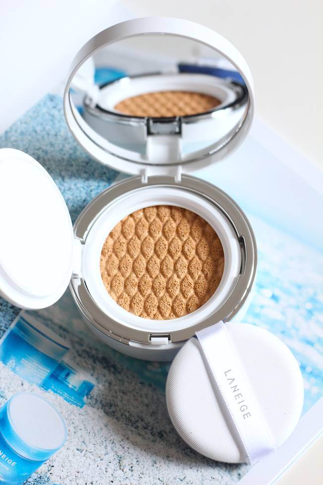 Kem nền LANEIGE Makeup BB Cushion Pore Control SPF 50+ PA+++