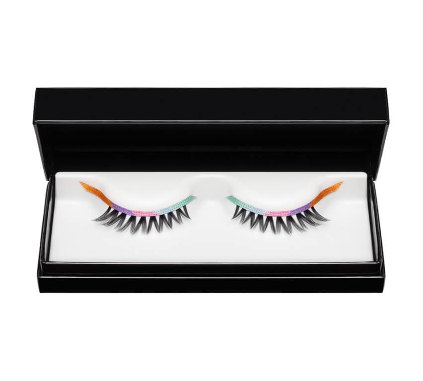 Lông mi giả Shu Uemura rainbow-sensation premium false eyelashes