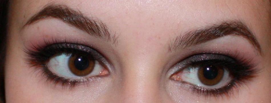 Lông mi giả Shu Uemura Trang điểm mắt false eyelashes smoky layers