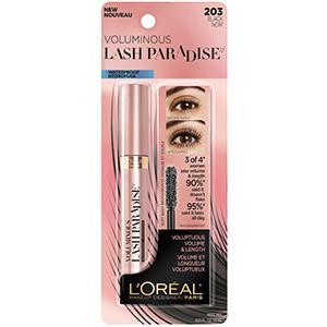 Mascara  L'Oréal Lash Paradise Waterproof Mascara