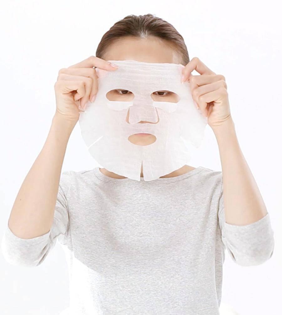 Mặt nạ Kanebo Chăm sóc da WHITE DEEP MASK