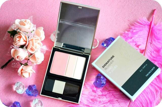 Phấn má hồng The Face Shop căng mướt da SIGNATURE BLUSHER – Một cách đơn giản để trở nên rạng ngời!