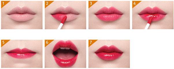 Son kem lì LANEIGE Makeup Laneige Intense Lip gel