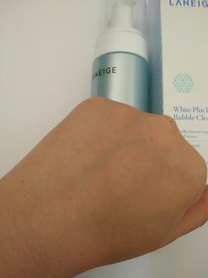 Sữa rửa mặt  LANEIGE Skincare Renew Bubble Cleanser
