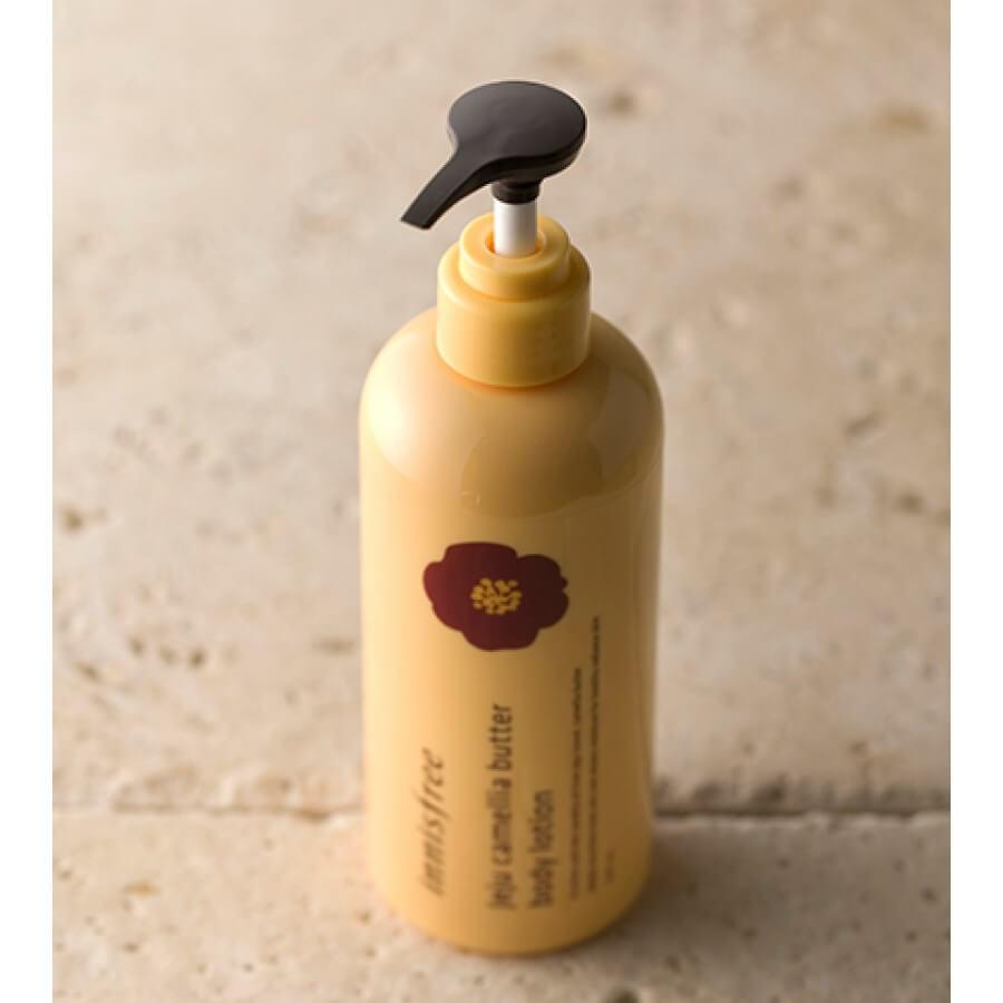 Sữa tắm INNISFREE Body Jeju camellia butter body cleanser