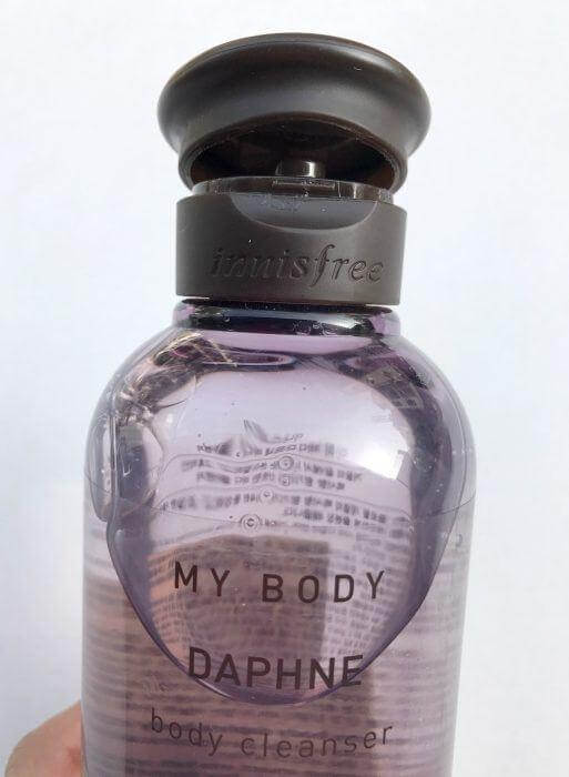Sữa tắm INNISFREE Body My body daphne body cleanser 300ml