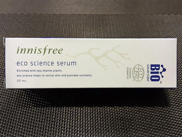 Tinh chất  INNISFREE Tinh chất Eco science serum