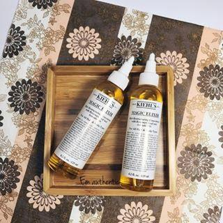 Tinh chất Kiehl's Magic Elixir Hair Restructuring Concentrate