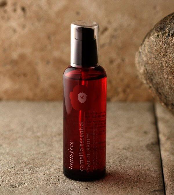Tinh dầu INNISFREE Hair Camellia essential hair oil serum