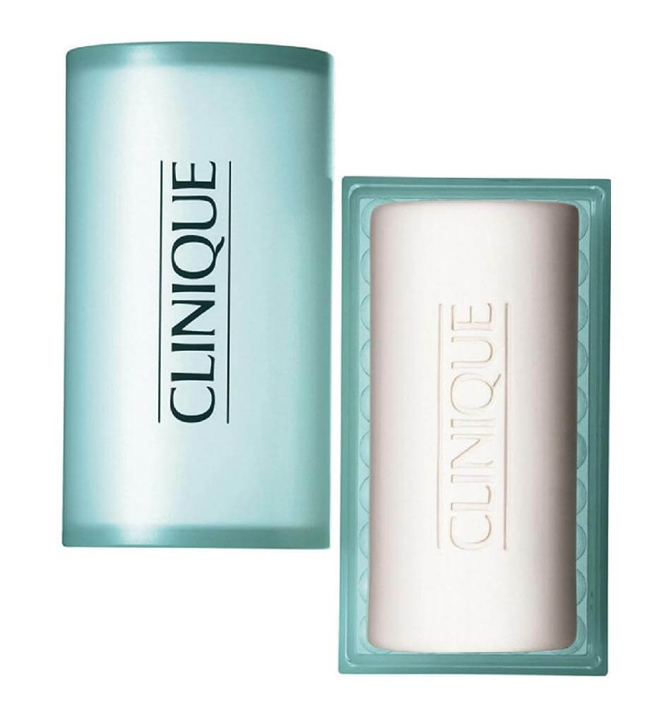 Xà phồng CLINIQUE Acne Solutions™ Cleansing Bar For Face and Body