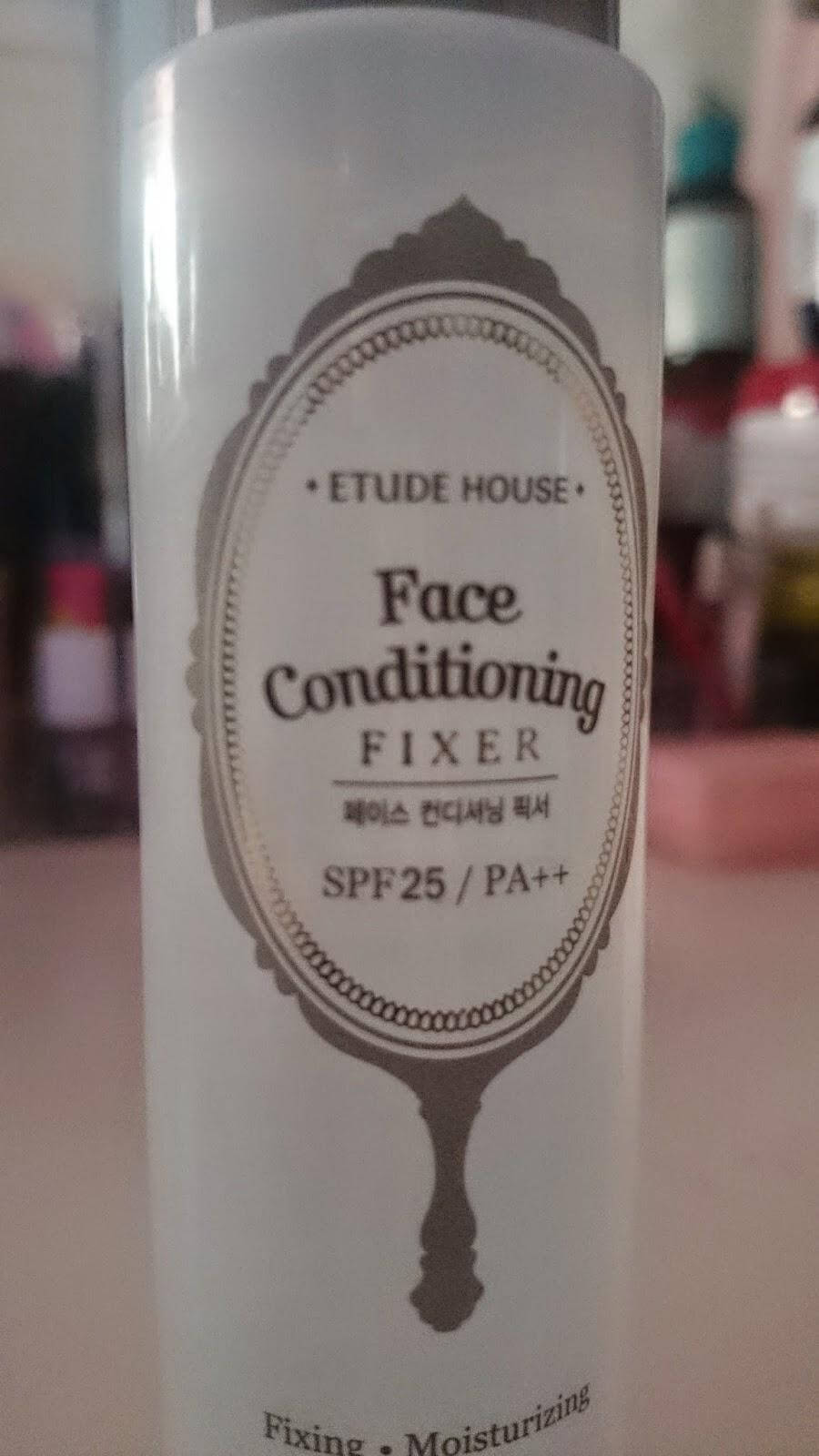 Xịt khoáng dưỡng ETUDE HOUSE FACE Face Conditioning Fixer