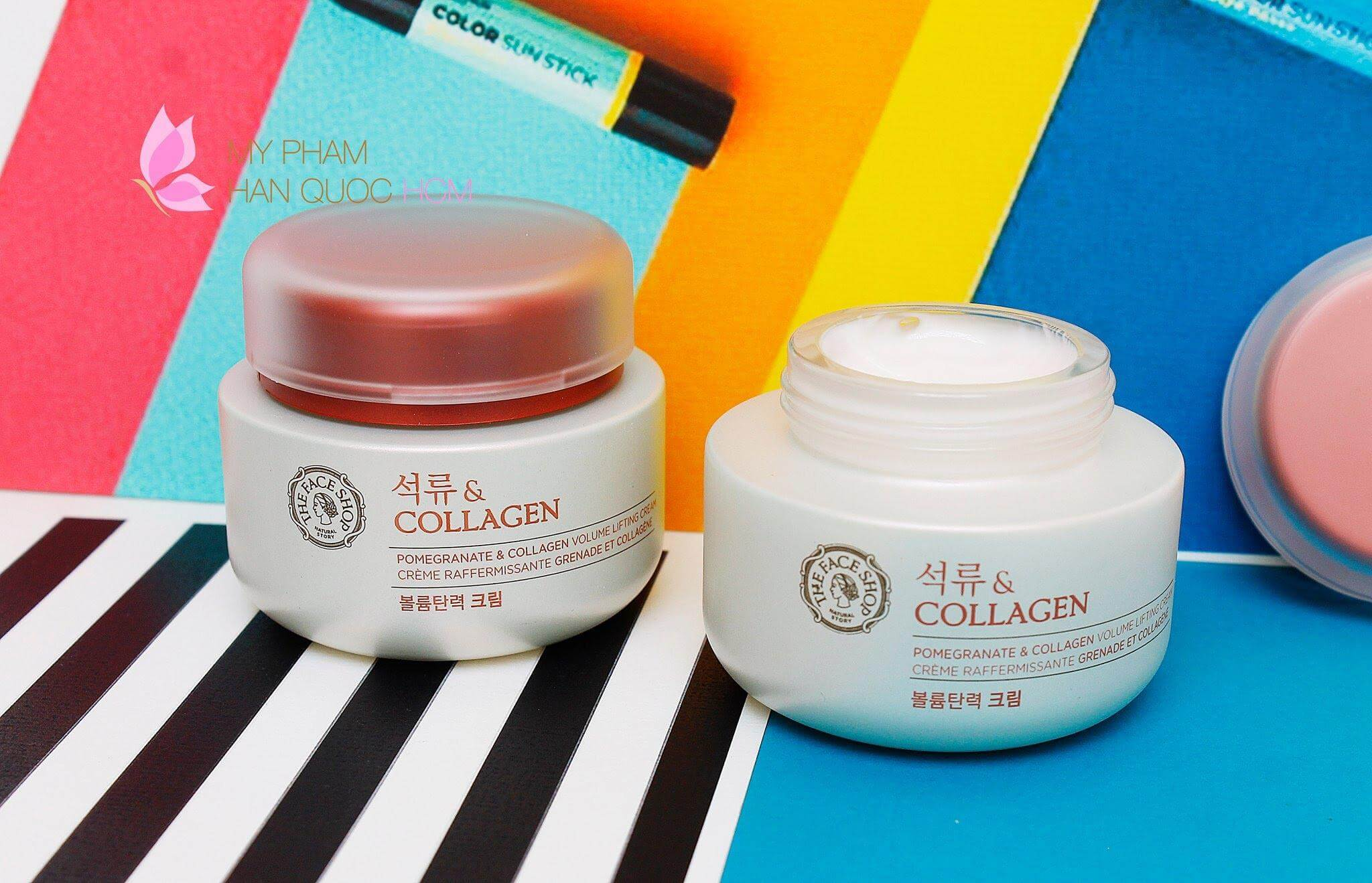 kem-duong-thefaceshop-pomegranate-and-collagen-volume-lifting-cream-03