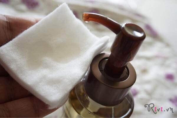 Dầu Tẩy Trang THEFACESHOP Làm sạch Real Blend Cleansing Oil