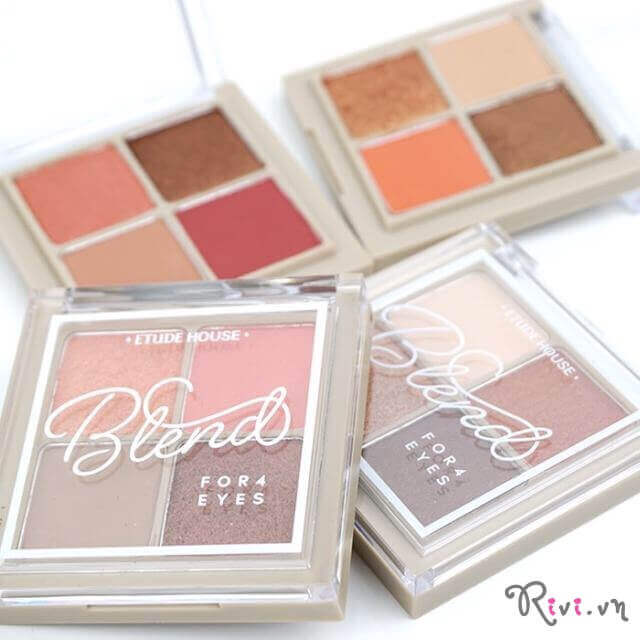 Bảng màu mắt ETUDE HOUSE EYES Blend For Eyes