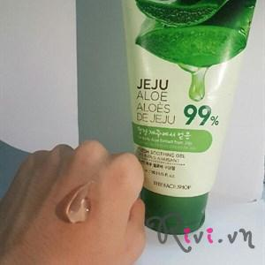 gel-duong-thefaceshop-jeju-aloe-fresh-soothing-gel-02