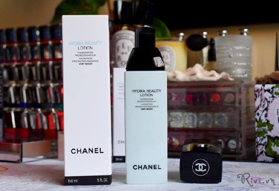 Kem dưỡng Chanel Hydra Beauty Lotion Moist – chống lão hóa cho làn da khỏe đẹp
