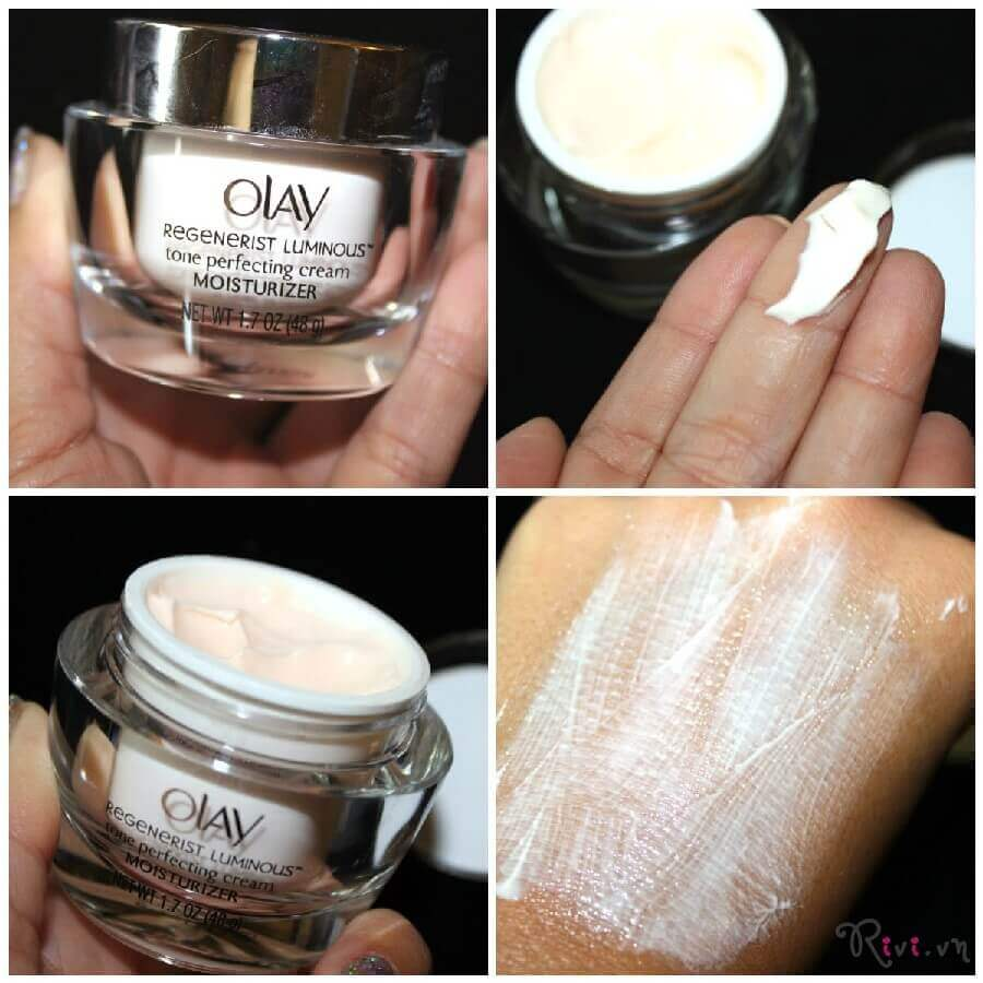 Kem dưỡng Olay OLAY LUMINOUS TONE PERFECTING CREAM FACE MOISTURIZER