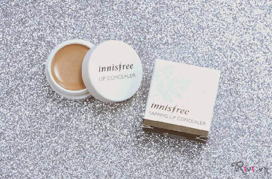 Kem khuyết điểm INNISFREE Makeup Tapping lip concealer 3.5g
