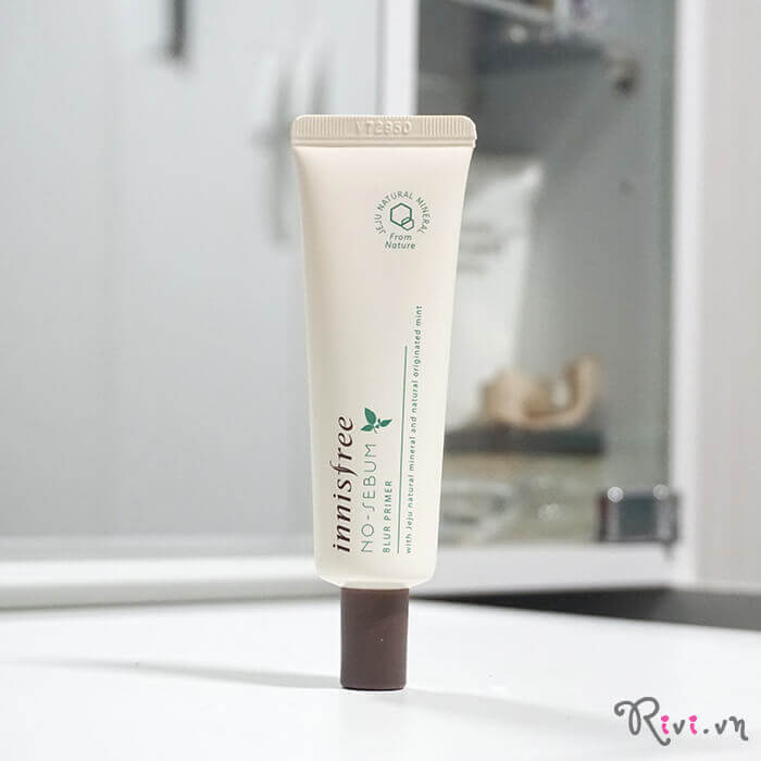 Kem lót INNISFREE Makeup No-sebum blur primer25ml