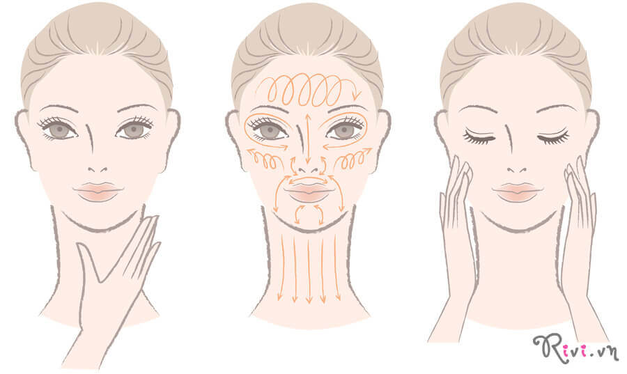 Kem massage OHUI LÀM SẠCH Massage