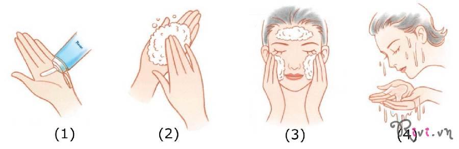 Kem tẩy trang SUM:37 Làm sạch Cleasing Cream