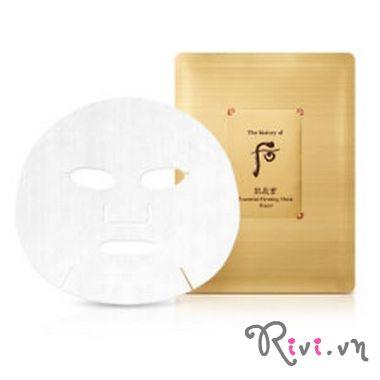 Mặt nạ WHOO VÀNG Jinhyang Mask