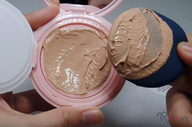 Phấn nền ETUDE HOUSE FACE Any Cushion Cream Filter