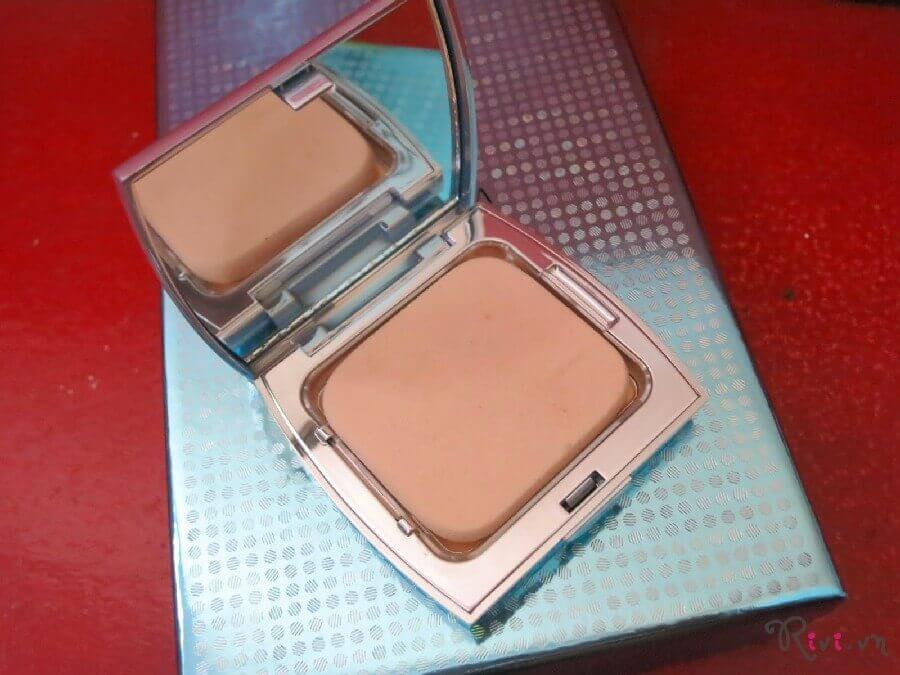Phấn phủ MISSHA Makeup PRISM GLOW POWDER PACT SPF36/PA++ (NO.13)