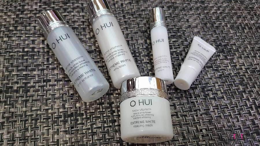 Tinh chất OHUI EXTREME WHITE Serum