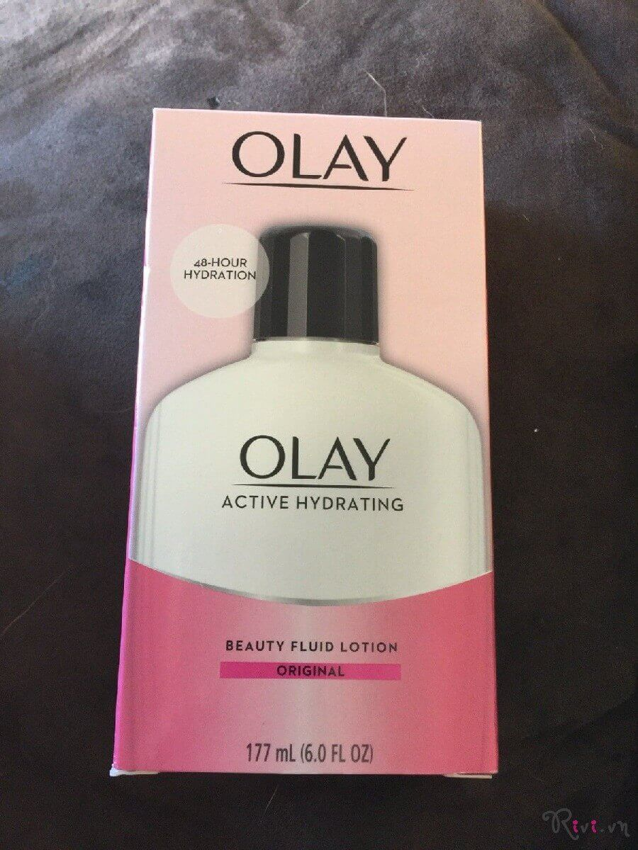 Kem dưỡng Olay FacialMoisturizers ACTIVE HYDRATING BEAUTY FLUID LOTION