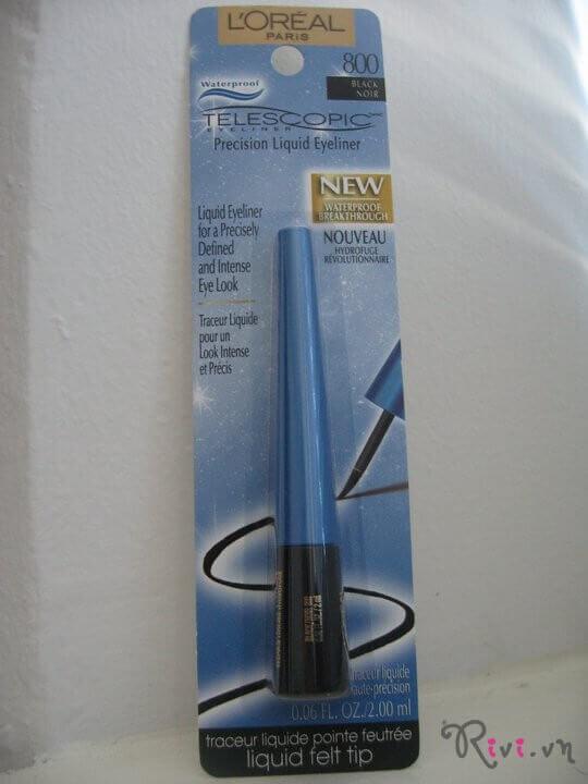 Bút kẻ mắt L'Oréal Waterproof Precision Liquid Eyeliner