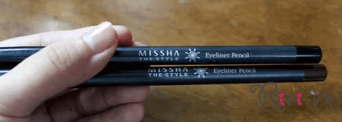 Chỉ kẻ mắt MISSHA Makeup MISSHA THE STYLE EYE LINER PENCIL (BROWN)