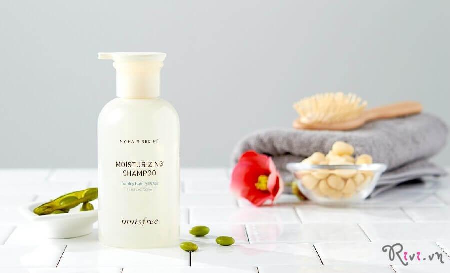 Dầu gội INNISFREE Hair My hair moisturizing shampoo 330ml