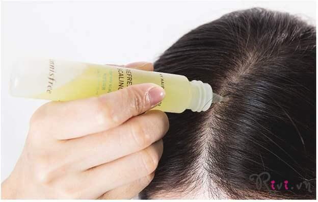 Dầu trị gầu INNISFREE Hair My hair refreshing scaling oil