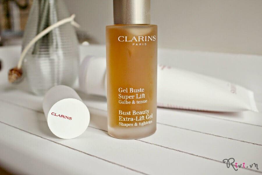 Gel dưỡng Clarins Body Bust Beauty Extra-Lift Gel