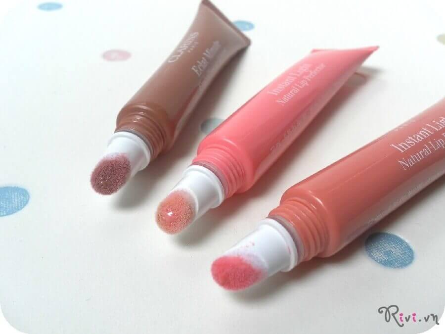 Gel dưỡng môi Clarins Lips Instant Light Natural Lip Perfector