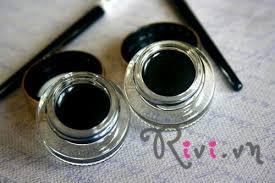 [REVIEW] Gel kẻ mắt  L'Oréal Trang điểm mắt Lacquer Liner 24H