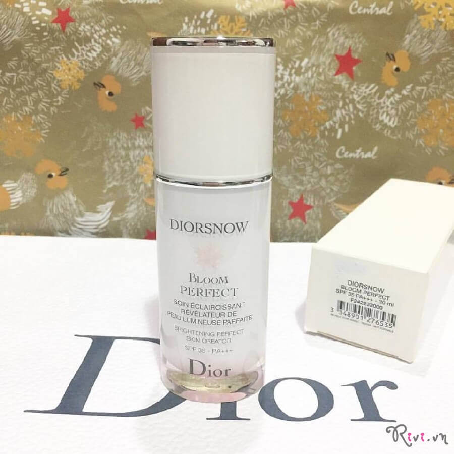 Kem chống nắng DIOR BLOOM PERFECT - BRIGHTENING PERFECT SKIN CREATOR