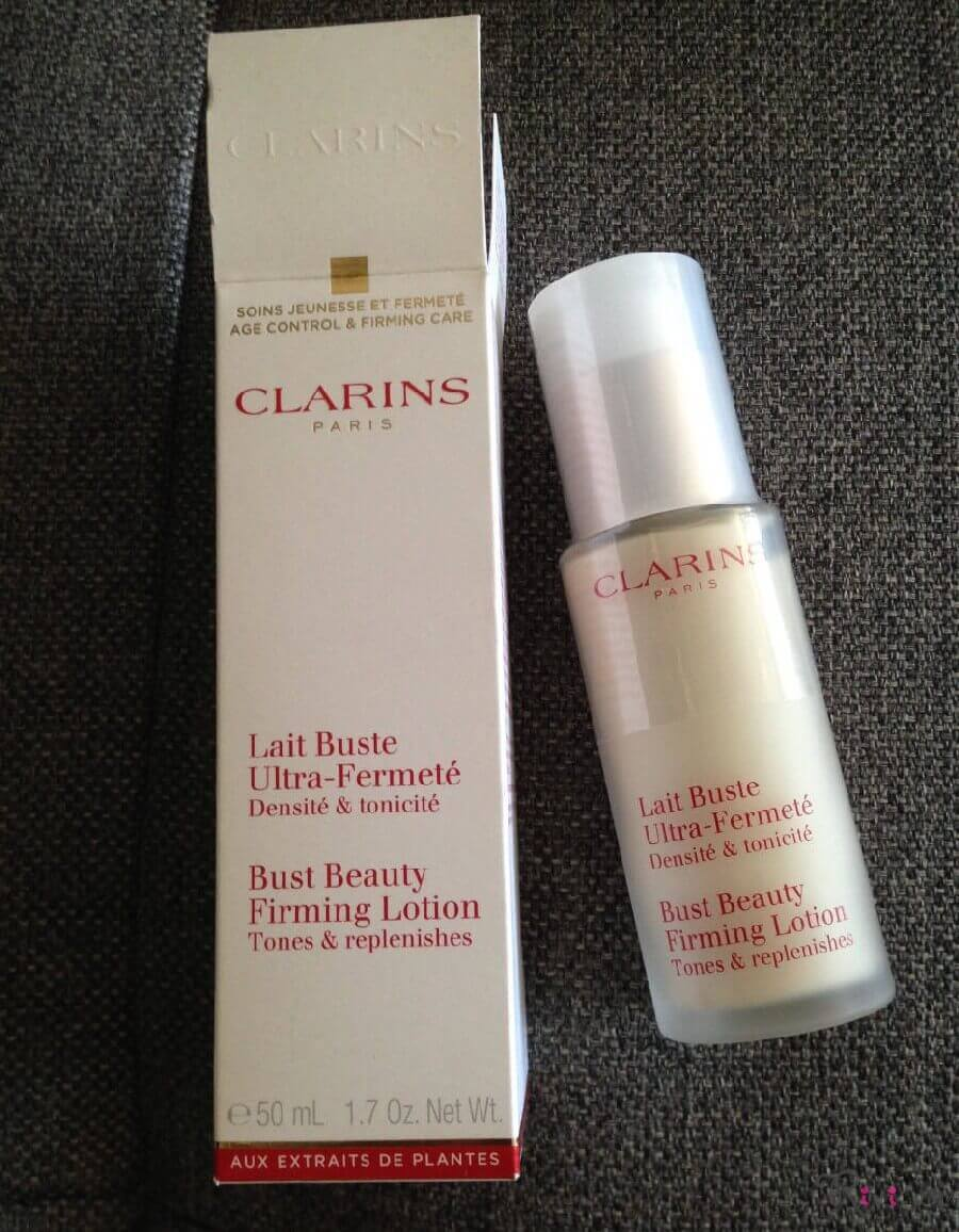 Kem dưỡng Clarins Body Bust Beauty Firming Lotion