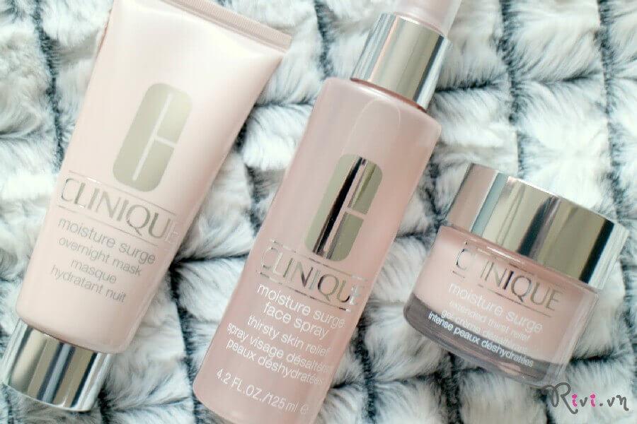 Kem dưỡng CLINIQUE Moisture Surge™ Face Spray Thirsty Skin Relief