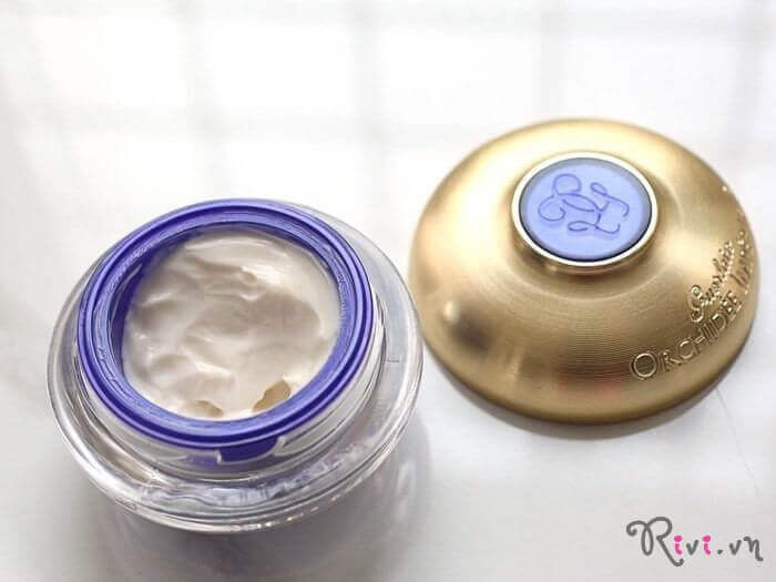 Kem dưỡng Guerlain Skincare THE EYE AND LIP CREAM