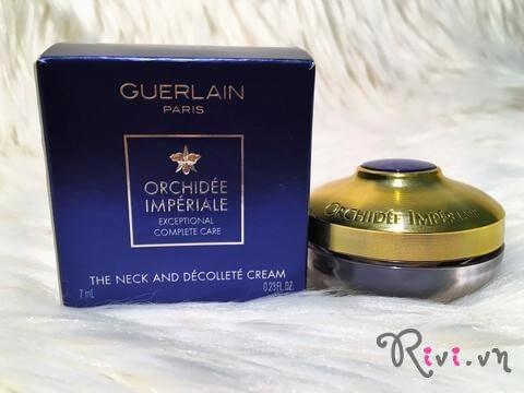 Kem dưỡng Guerlain Skincare THE NECK AND DÉCOLLETÉ CREAM